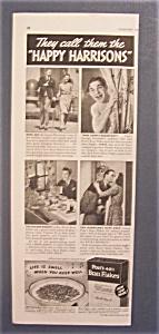 1939  Post's  40%  Bran  Flakes (Image1)