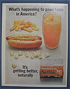1964 Samoa Natural Refreshment