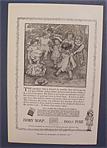 1916 Ivory Soap with Group of Children Playing (Image1)