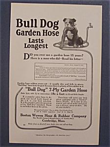 1916  Bull  Dog  Garden  Hose (Image1)