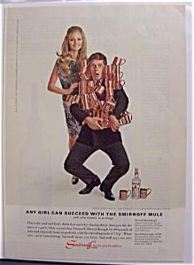 1967  Smirnoff  Vodka  with  Robert  Morse (Image1)