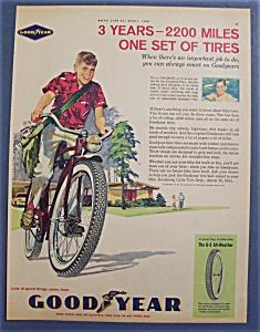 Vintage Ad: 1961  Goodyear (Image1)