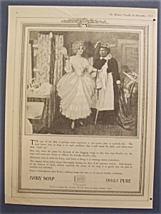 1917 Ivory Soap with Maid Talking with a Woman (Image1)