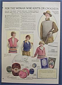 1917  Corticelli  Silks  &  Yarn (Image1)