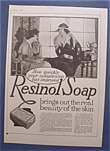 1918  Resinol  Soap (Image1)