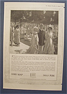 1916 Ivory Soap with People Walking in the Park (Image1)