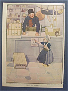 1917 Cream Of Wheat Cereal By B. Cary Kilvert
