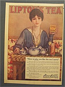 1916  Lipton  Tea (Image1)