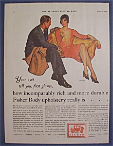 1929 Body By Fisher