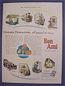 1929  Bon  Ami  Powder  And  Cake (Image1)