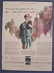 1929  Scripps - Howard  Newspapers  By  Walter  Seaton (Image1)