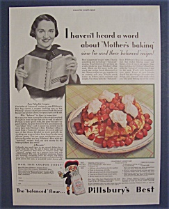 1934 Pillsbury's Best Flour