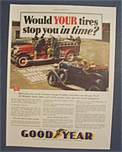 Vintage Ad: 1934  Goodyear (Image1)