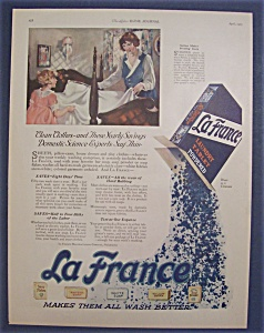1923  La  France  Laundry  Tablet  Powdered (Image1)