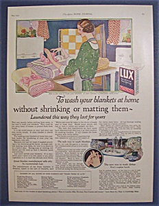 1923 Lux Soap