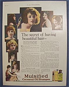 1923 Mulsified Cocoanut Oil Shampoo w/ Bebe, Betty (Image1)