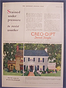 1929  Creo - Dipt  Stained  Shingles (Image1)