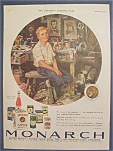 1929 Monarch Quality Foods