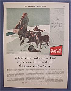 Vintage Ad: 1929  Coca - Cola (Image1)
