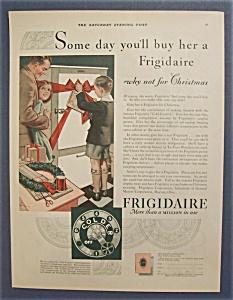 Vintage Ad: 1929  Frigidaire (Image1)