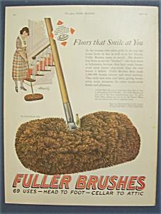 Vintage Ad: 1923 Fuller Brushes (Image1)