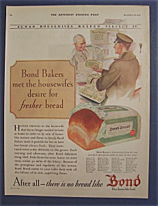 1929 Bond Bread