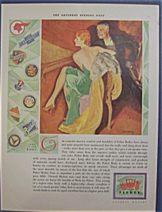 Vintage Ad: 1930  Body  By  Fisher (Image1)
