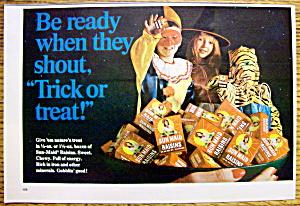 Vintage Ad: 1966 Sun Maid Raisins (Image1)