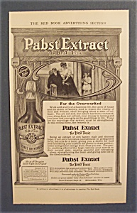 1907 Pabst Extract