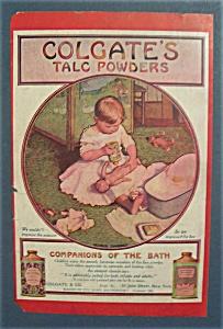 1907 Colgate Talc Powders (Image1)