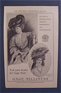 1907  Gage Millinery (Image1)