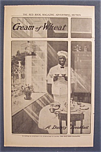 1907 Cream Of Wheat Cereal
