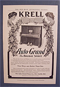 1905 Krell Auto-Grand Piano with the Piano (Image1)