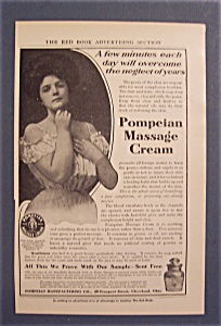 1905  Pompeian Massage Cream (Image1)