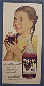 1948 Welch's Grape Juice