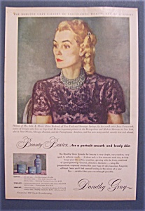 1947 Dorothy Gray By Jerry Farnsworth (Image1)