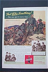 1943 Coca Cola (Coke) With Stonewall Jackson (Image1)