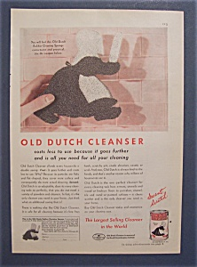 1932  Old  Dutch  Cleanser (Image1)