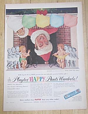 1953 Playtex Happy Pants with Bob Hope  (Image1)