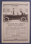 Click here to enlarge image and see more about item 10012: Vintage Ad: 1920 Cleveland  Automobile