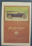 Vintage Ad: 1920 Cole Aero-Eight