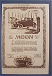 Click here to enlarge image and see more about item 10015: Vintage Ad: 1920 Moon Motor Car Co.