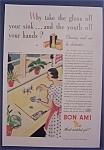 Vintage Ad: 1932 Bon Ami
