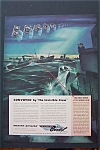 1943 Bendix Avaition Corporation w/Great Military Scene