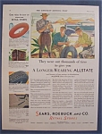 Click here to enlarge image and see more about item 10058: Vintage Ad: 1930 Sears, Roebuck & Co. Retail Stores