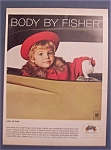 Vintage Ad: 1967 Body By Fisher