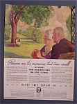 Click here to enlarge image and see more about item 10089: Vintage Ad: 1937 Davey Tree Expert Company