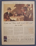1929  Scripps - Howard  Newspapers