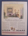 Click here to enlarge image and see more about item 10142: 1929  Upson  Board