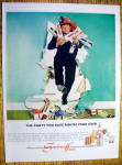 Vintage Ad: 1965 Smirnoff Vodka with Buddy Hackett
